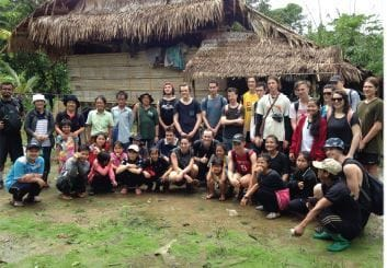 ST. BEDE'S IMMERSION PROGRAMME IN BAMBOO SCHOOL