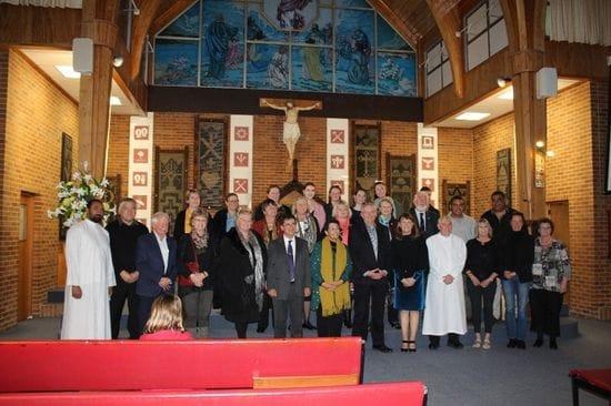 John Paul College Signum Fidei 10 year celebration.