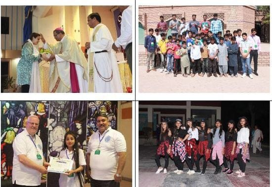 LYG Pakistan gain inspiration from St John Baptist de La Salle