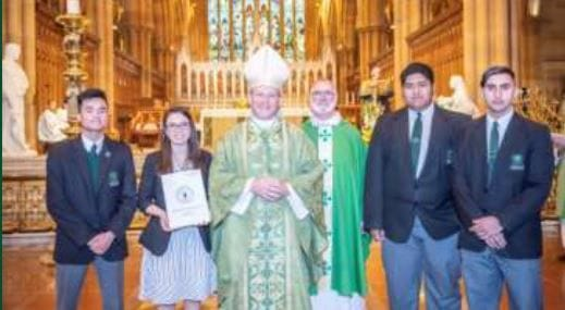 ANNUAL ARCHDIOCESE CATECHIST MASS