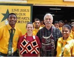 NZ Teachers help develop teaching strategies in PNG
