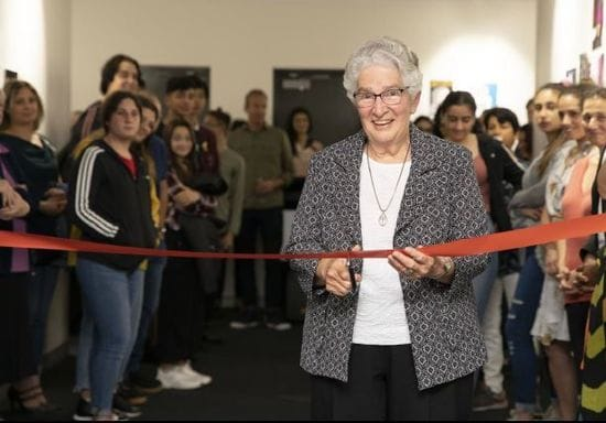 Opening of the Sr Berenice Gallery and the Faces of Diversity Exhibition at Holy Spirit
