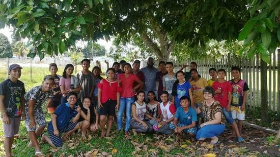 Live a volunteer experience beyond borders! Alem Project - Tabatinga, Brazil