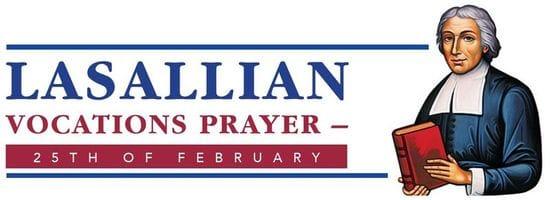 Vocation Prayer February 2020