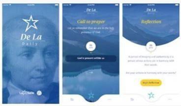 Lasallian spirit inspires daily prayer app