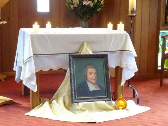 Karlaminda Community celebrate the Feast of the Founder