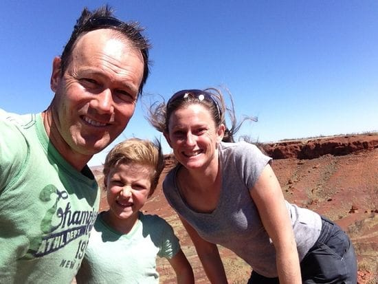 Couple inspire not only their rural home town, but one of the most remote towns in the Kimberley