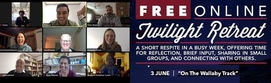 Register: Online Twilight Retreat
