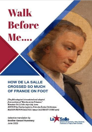 Resource: Walk Before Me - How DLS crossed so much of France on foot