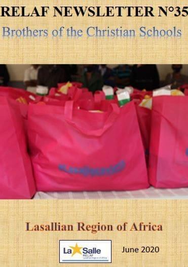 News from Lasallian Region of Africa
