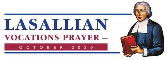 October Vocations Prayer