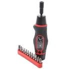 13700 - Torque Screwdriver Kit, adjustable; TTs1.5 Nm Kit