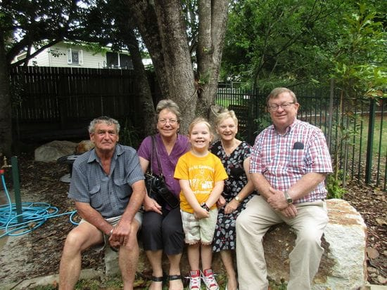 Grandparents and Special Visitor's Morning