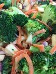 Broccolli Apple Salad