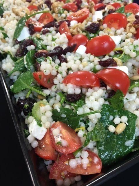 Santa Couscous Salad