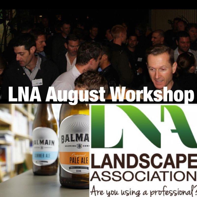 LNA August Workshop ~ Networking & Continuing Professional Development