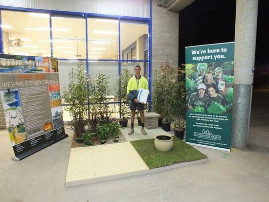 Landscape Construction Category - Regional WorldSkills Competition