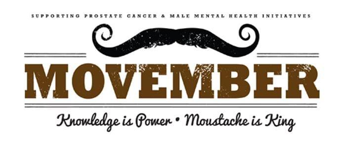 LNA 2015 Charity Partner: Movember Foundation A Men's Health Movement