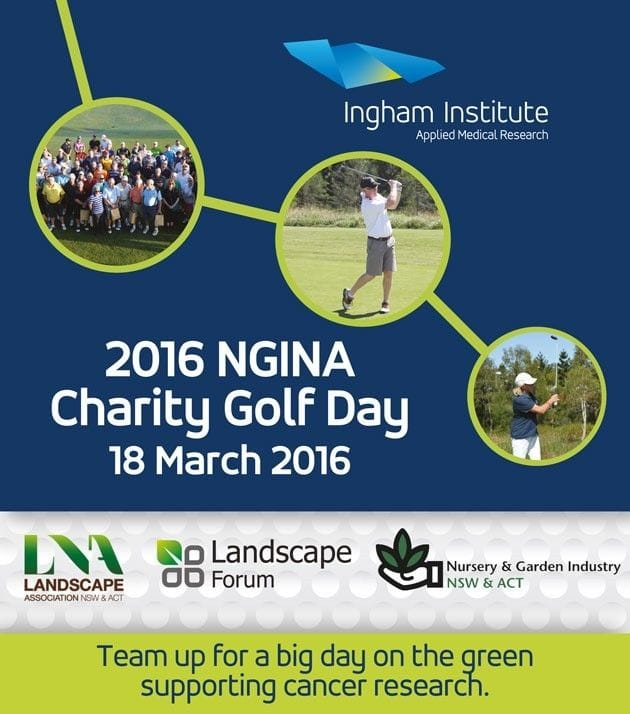 Your Invitation: 2016 Green Industries Golf Day