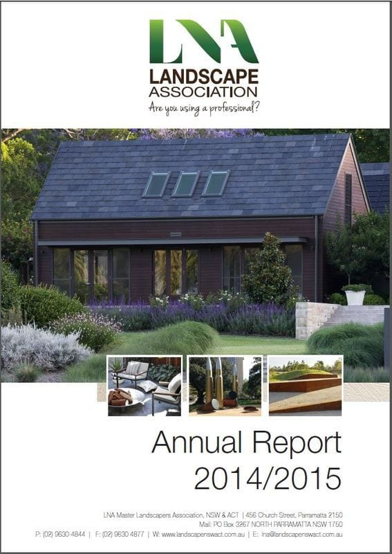 LNA 2014 Annual Report
