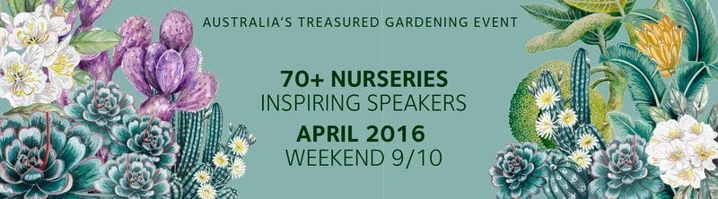 Collectors' Plant Fair 70+ Nurseries - Inspiring Speakers - April 2016 Weekend 9-10