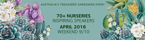 Collectors' Plant Fair 70+ Nurseries - Inspiring Speakers - April 2016 Weekend 9-10