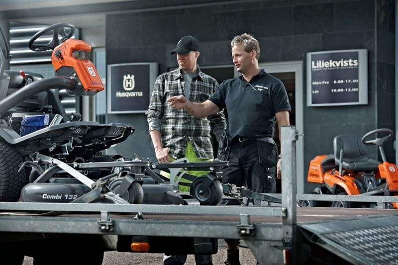 Husqvarna's Exclusive LNA Members Only Rewards Package