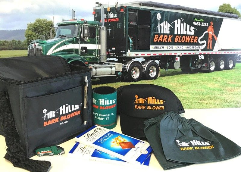 Hills Bark Blower Giveaway - Celebrating 20 Years Strong!