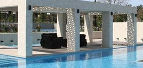 Residential, outdoor pool
