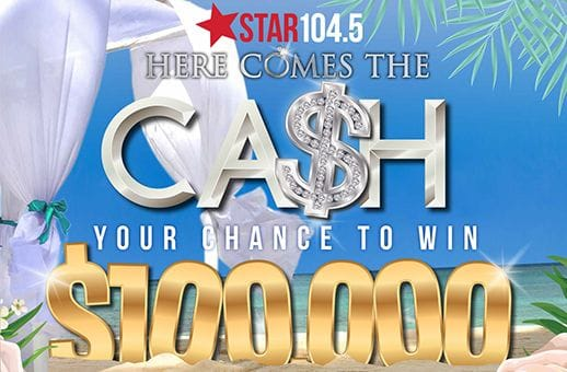 Star 104.5 Here Comes the Cash Competition
