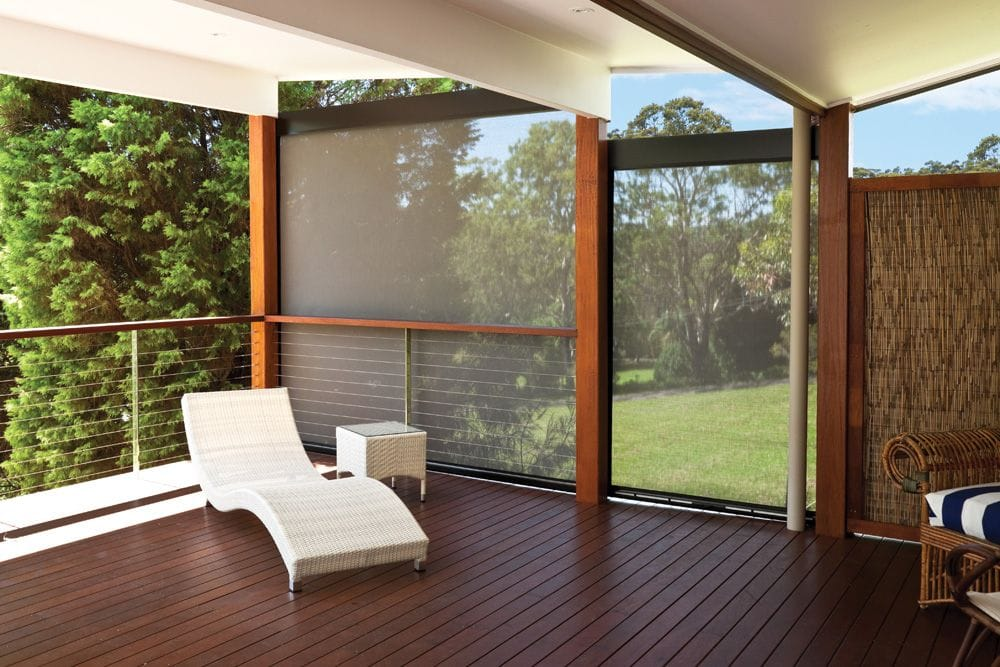 Ziptrak Awnings Central Coast