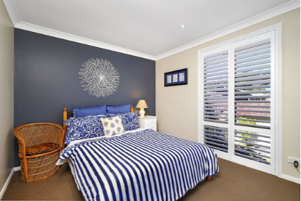 PVC Thermopoly Shutters | Premier Shades Central Coast