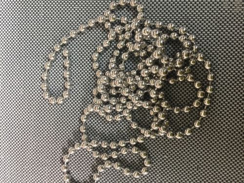 Stainless Steel Roller Blind Chain - 1000mm