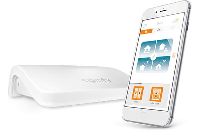 Somfy Connexoon Automate Your Motorised Blinds
