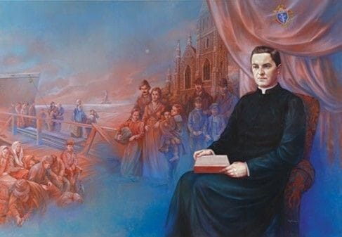 Father McGivney's beatification