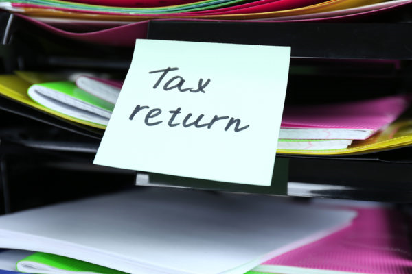 Preparing your personal income tax return