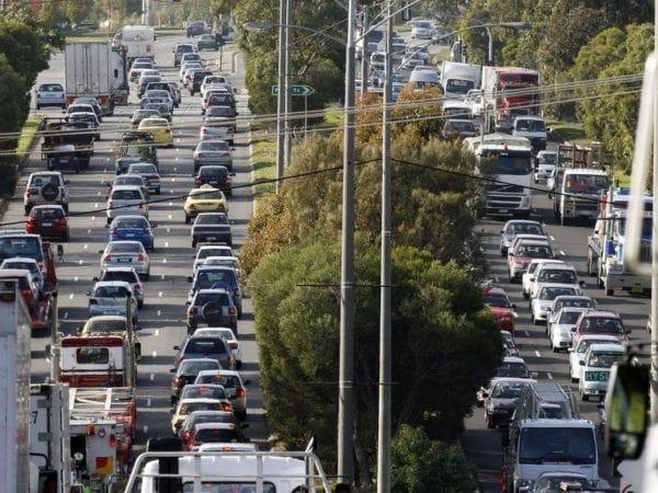 Australian cities' $3.5b congestion cost
