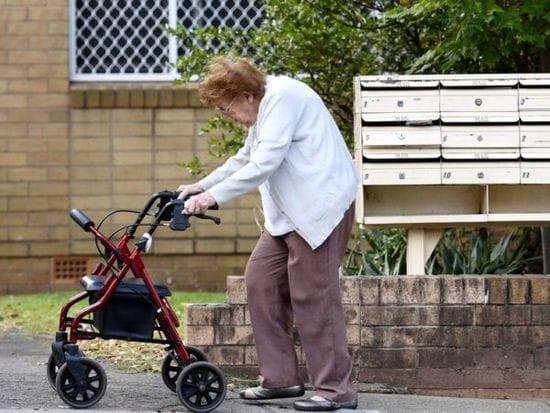 Sharp rise in living costs for pensioners