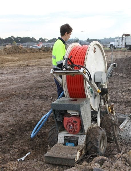 JetCam Victoria drain cleaning services
