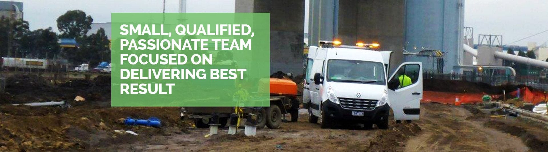Jetcam Victoria are a small qualified passionate team focused on delivering best result