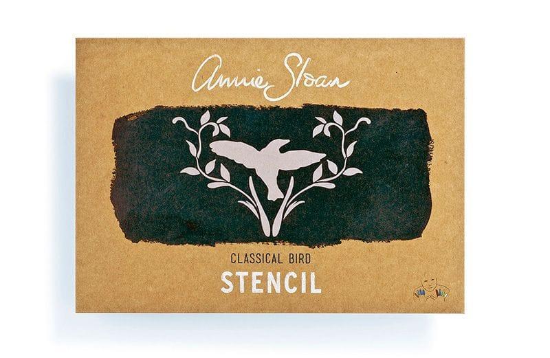 Thumbnail A4 Classical Bird Stencil