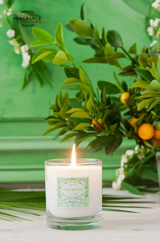 Thumbnail Candle Antibes Green