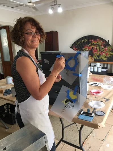 Introduction to Chalk Paint Workshop