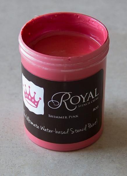 Thumbnail Shimmer Pink Stencil Creme