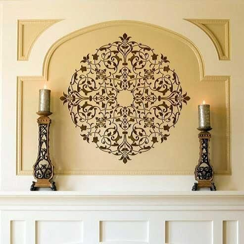 Arabesque Ceiling Medallion 3054