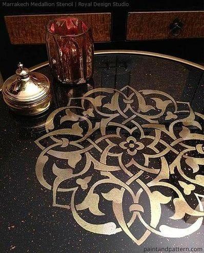 Marrakech Medallion
