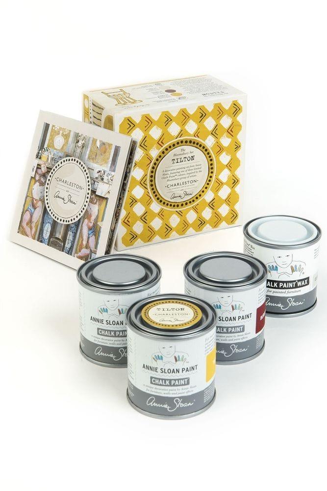 Thumbnail Annie Sloan with Charleston: Decorative Paint Set in Tilton