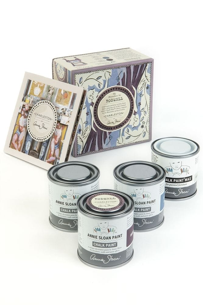 Thumbnail Annie Sloan with Charleston: Decorative Paint Set in Rodmell