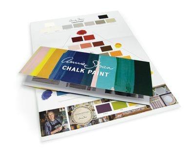 Chalk Paint Colour Card