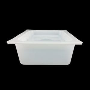 2.5 Litre Deli Tray (80mm) + Lid